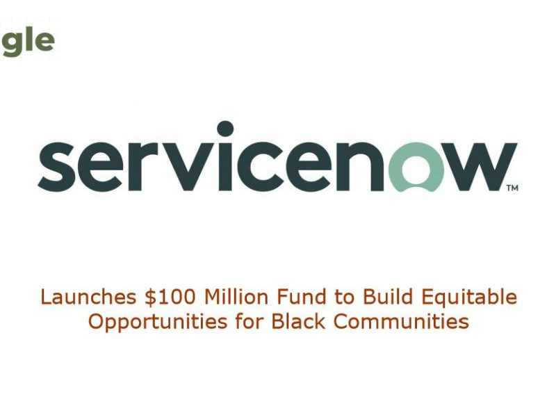 Servicenow Racial Equity Fund